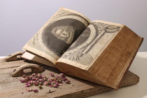 Theodor Zwinger, Altes Apothekerbuch, ca. 1696